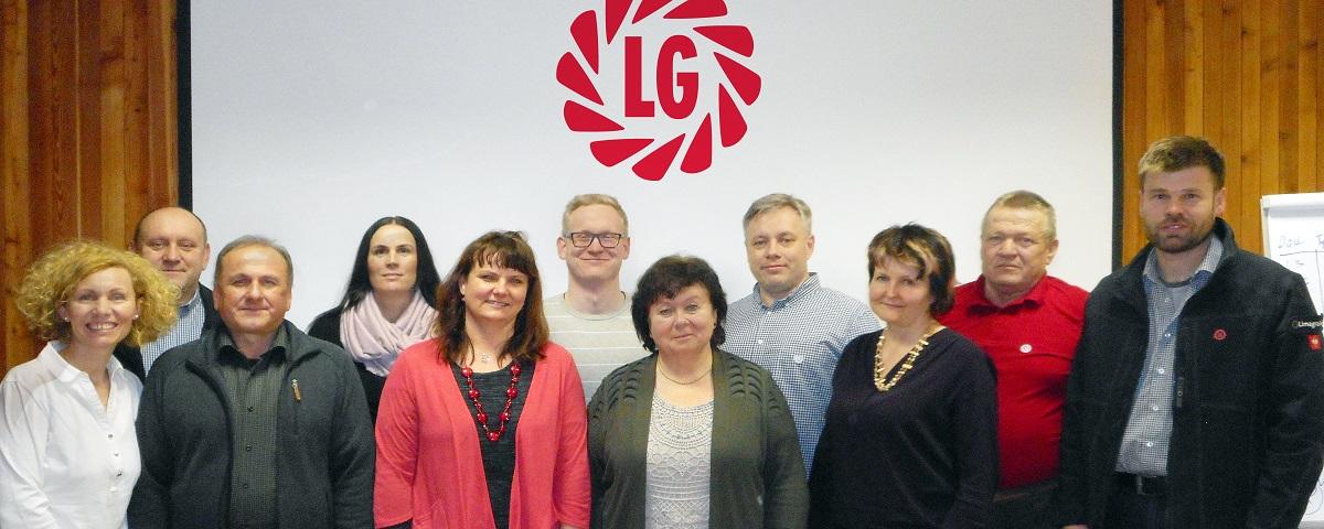 LG tým