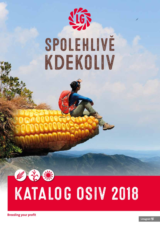 Katalog osiv JARO 2018