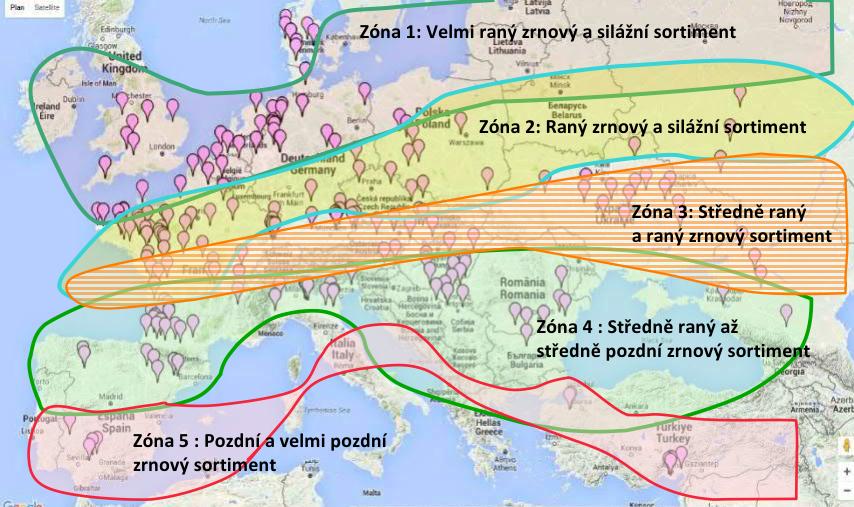 Polní osiva_šlechtitelské a zkušební stanice kukuřice