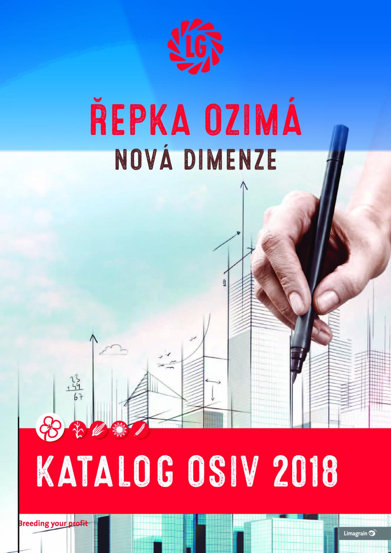 Katalog řepky ozimé 2018