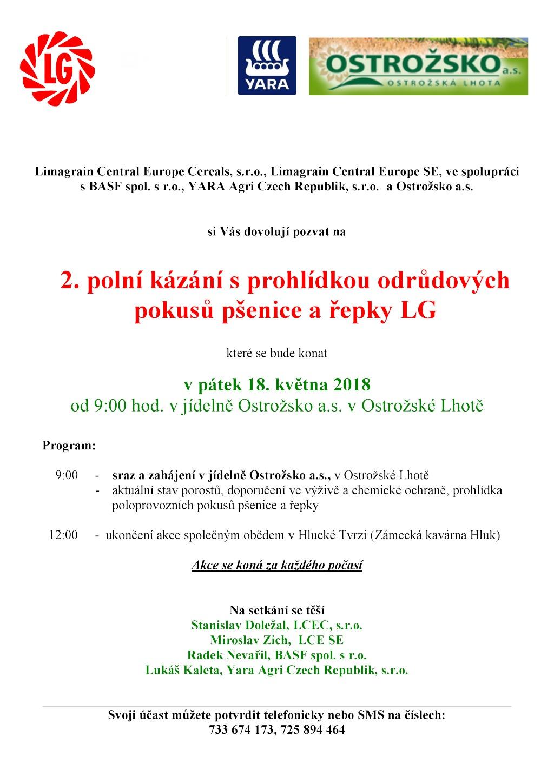 2018 CZ BASF Ostrožsko 18.5.2018