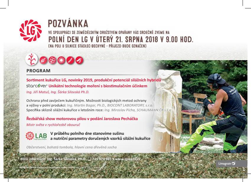 2018 CZ Pozvánka Opařany