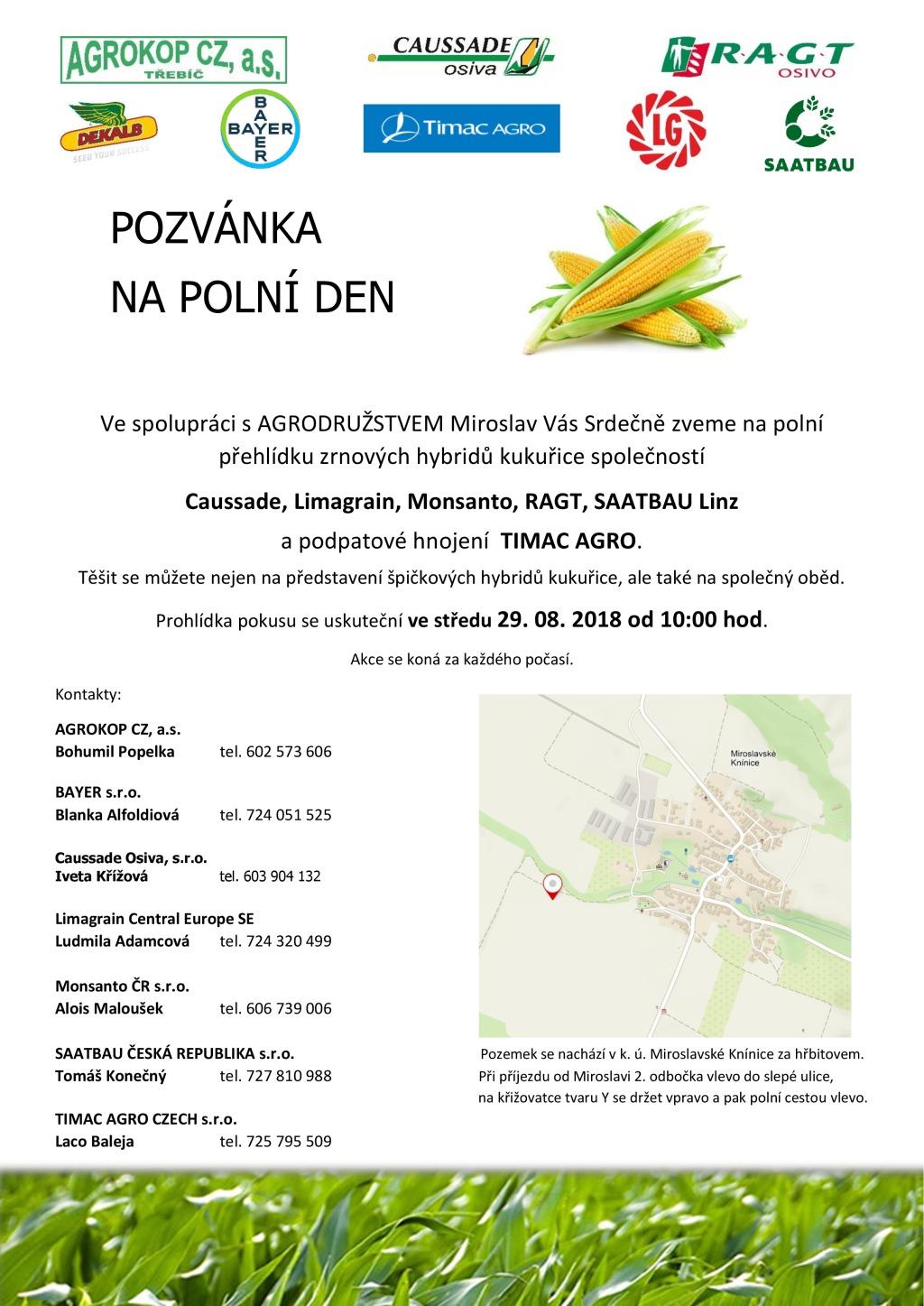 2018 CZ Pozvánka kukuřice Miroslav2908